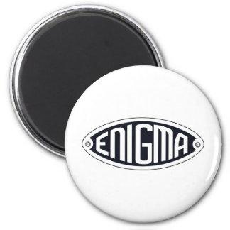 Enigma 2 Inch Round Magnet