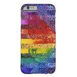 Enigma I - Diosa abstracta de la mujer del arco Funda De iPhone 6 Barely There
