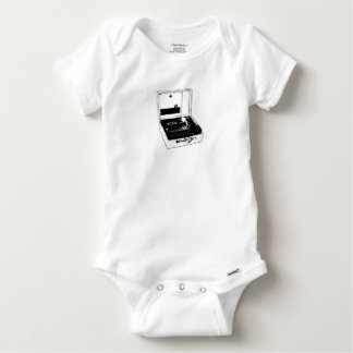 Enigma Machine Cryptography World War II Baby Onesie