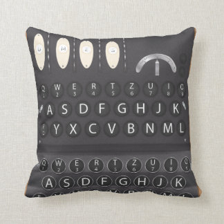 Enigma Machine Pillows