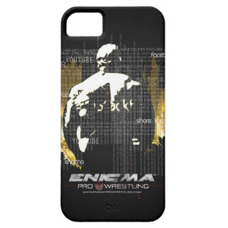 ENIGMA PRO WRESTLING - Iphone5 Phone Cover