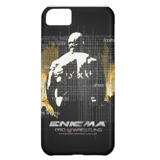 ENIGMA PRO WRESTLING - Iphone5 Phone Cover
