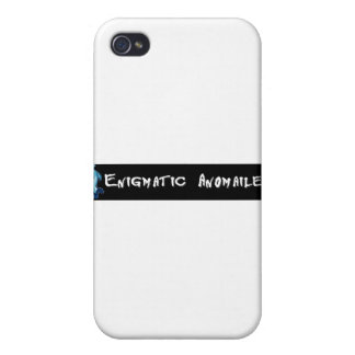 Enigmatic Anomalies Case For iPhone 4
