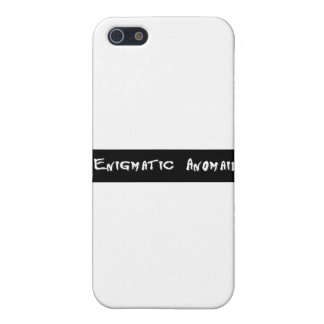 Enigmatic Anomalies iPhone SE/5/5s Case