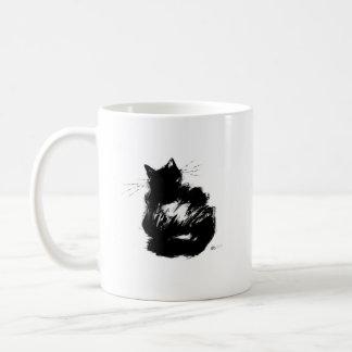 Enigmatic Cat Mug