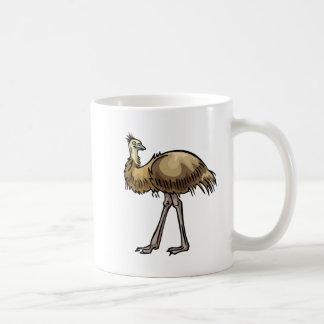 Enis Emu Classic White Coffee Mug
