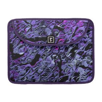 Enjambre Azul-Violeta Fundas Macbook Pro
