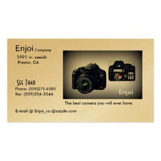 enjoi12, Enjoi, 1991 w. seeish, See Thao, The b... Business Card