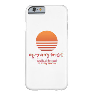 Enjoy Every Sunset Phone Case