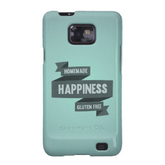 Enjoy homemade happiness, now gluten free samsung galaxy SII covers