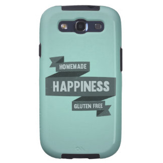 Enjoy homemade happiness, now gluten free galaxy SIII cases