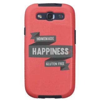 Enjoy homemade happiness, now gluten free samsung galaxy SIII cases