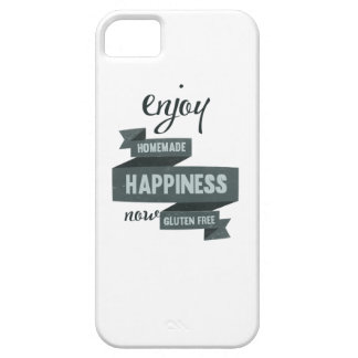 Enjoy homemade happiness, now gluten free iPhone SE/5/5s case