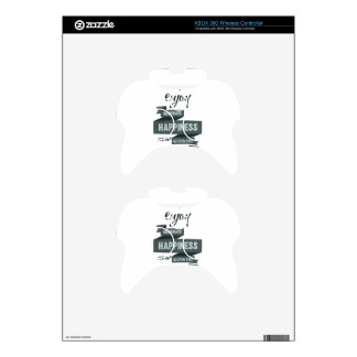 Enjoy homemade happiness, now gluten free xbox 360 controller decal