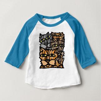 """Enjoy Life"" Baby 3/4 Raglan T-Shirt"