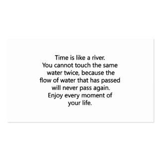 Enjoy Life Business Card