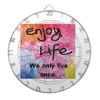 Enjoy life dart board