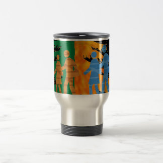 ENJOY LIFE :  Day n Night Mug