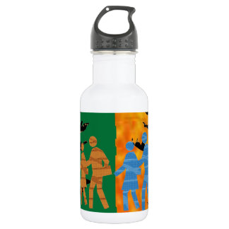ENJOY LIFE :  Day n Night Stainless Steel Water Bottle