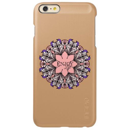 enjoy life incipio feather shine iPhone 6 plus case