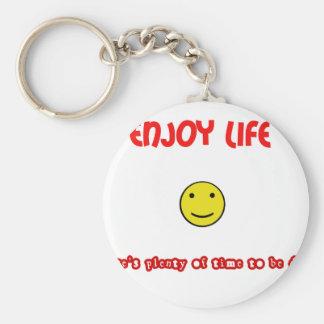 Enjoy Life Key Chains