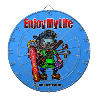 Enjoy my life dart boards