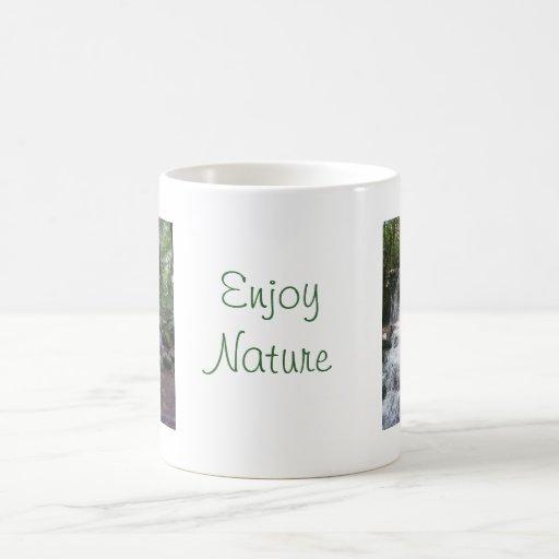 Enjoy Nature mug