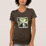 Enjoy Nature - Orange Flower T Shirts