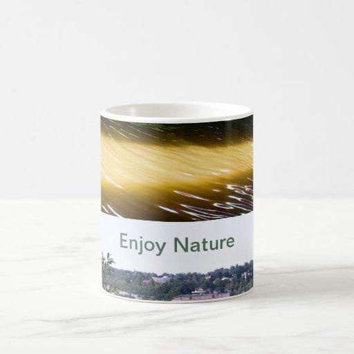 Enjoy Nature Walk Mug