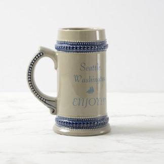Enjoy Seattle Mug