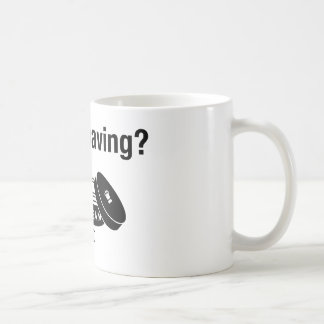 Enjoy Shaving? Coffee Mug