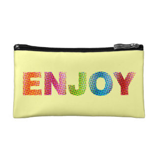 Enjoy Small Cosmetic Bag