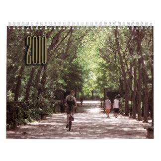 Enjoy the Beauty Of Nature Calendar