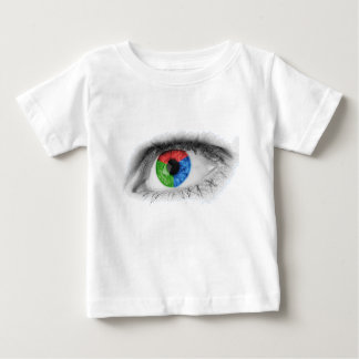 Enjoy the colorful world baby T-Shirt