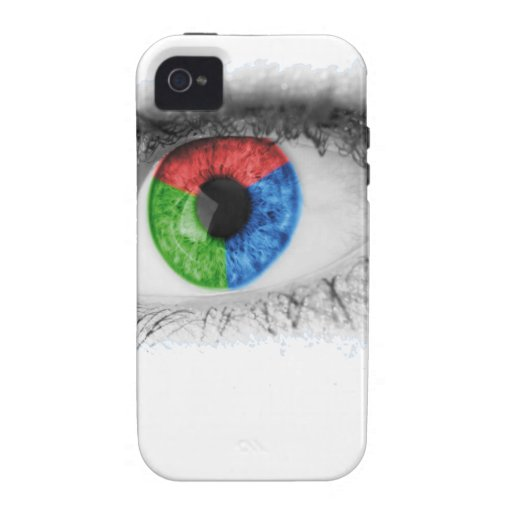 Enjoy the colorful world iPhone 4/4S covers