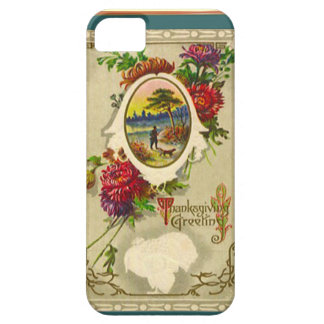 Enjoy the countryside at Thanksgiving iPhone SE/5/5s Case