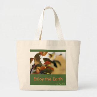 Enjoy the Earth-1 Budget Tote