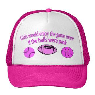Enjoy the Game Trucker Hat