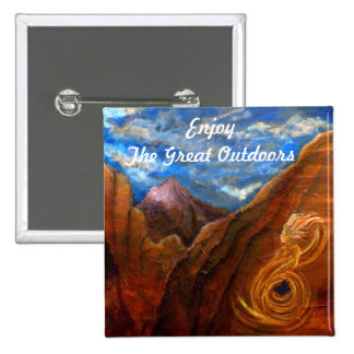 Enjoy The Great Outdoors Buttons