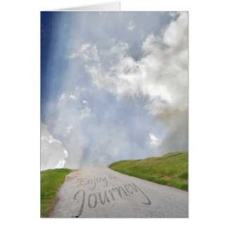 Enjoy the Journey Card