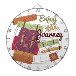 Enjoy The Journey Dartboard