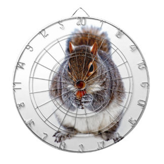 Enjoy the life and peace squirrel dartboards