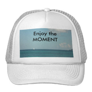 Enjoy the Moment Hat