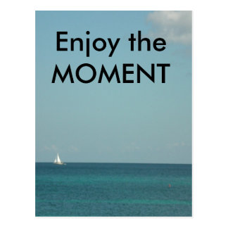Enjoy the Moment Postcards