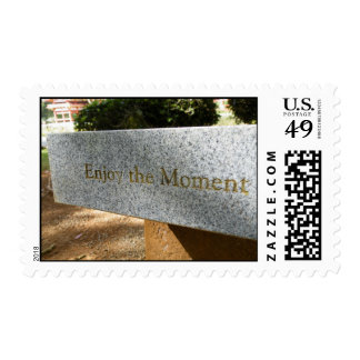 Enjoy the Moment Stamps