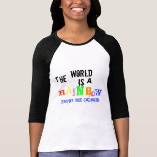 Enjoy the Rainbow Cute Shirt