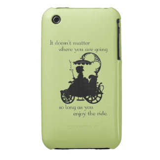 Enjoy the Ride Case-Mate iPhone 3 Cases