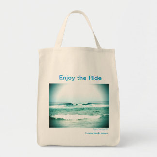Enjoy the Ride Tote Bag