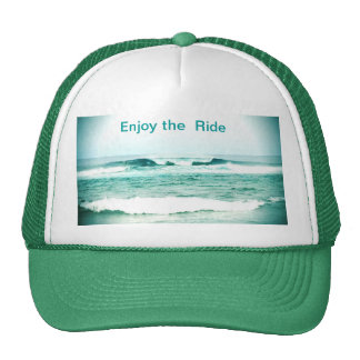 Enjoy The Ride Trucker Hat