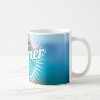 enjoy the summer holiday coffee mug